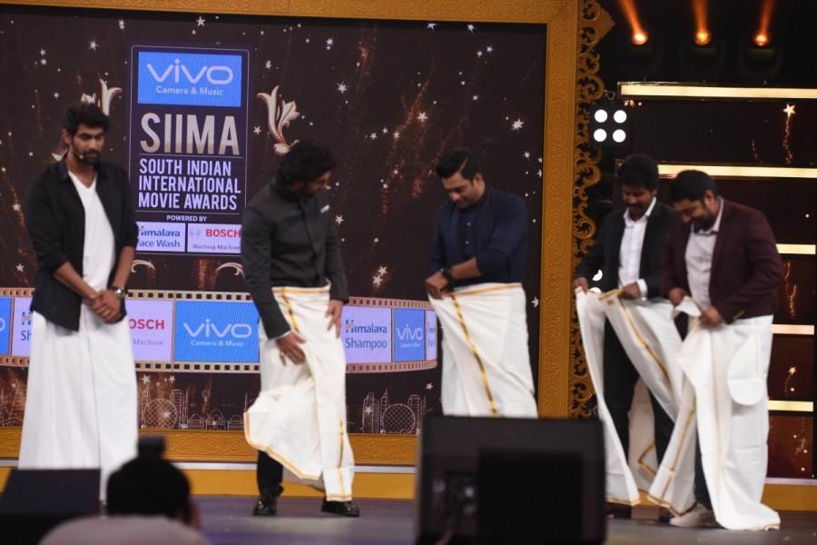 Madhavan,Rana Daggubati,Nivin Pauly,Ranbir Kapoor,Katrina Kaif,SIIMA 2017,SIIMA 2017 awards,SIIMA awards