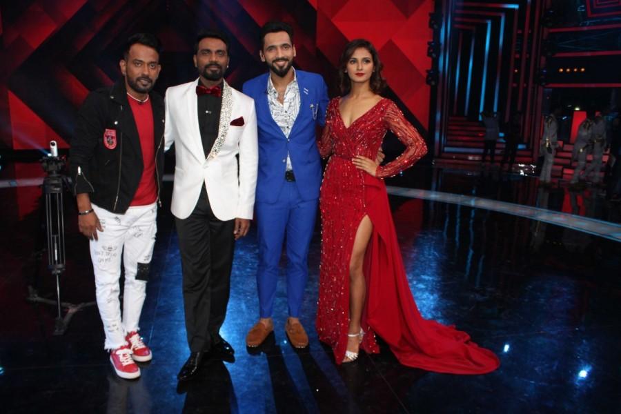 Remo D'souza,Shakti Mohan,Dharmesh Yelande,Dance Plus Season 3,Dance Plus 3