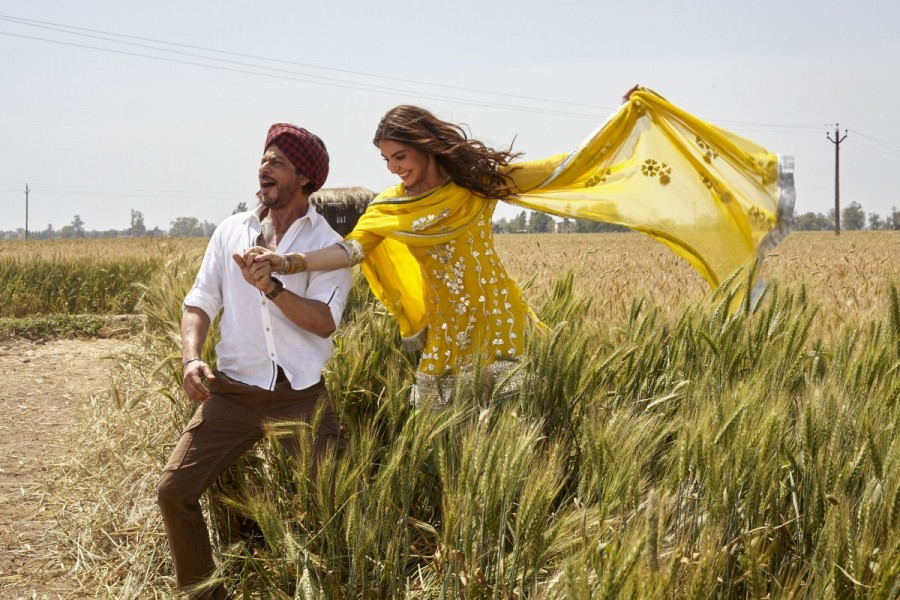 Shah Rukh Khan,Butterfly song,Jab Harry met Sejal,Jab Harry met Sejal songs,Jab Harry met Sejal movie songs