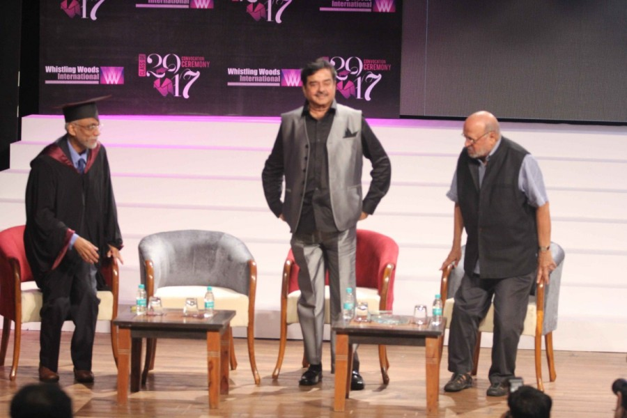 WWI,Whistling Woods International,10th Annual Convocation ceremony