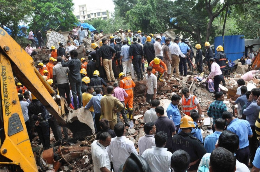 Mumbai building collapse,Mumbai building,building collapse,building crash