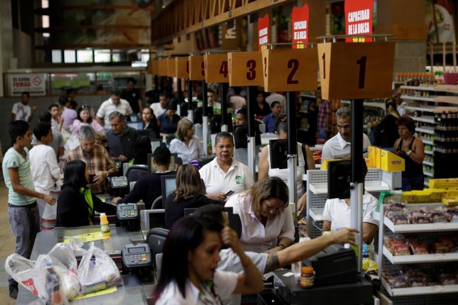 Venezuela,Stocking up before Venezuela,Venezuela strike