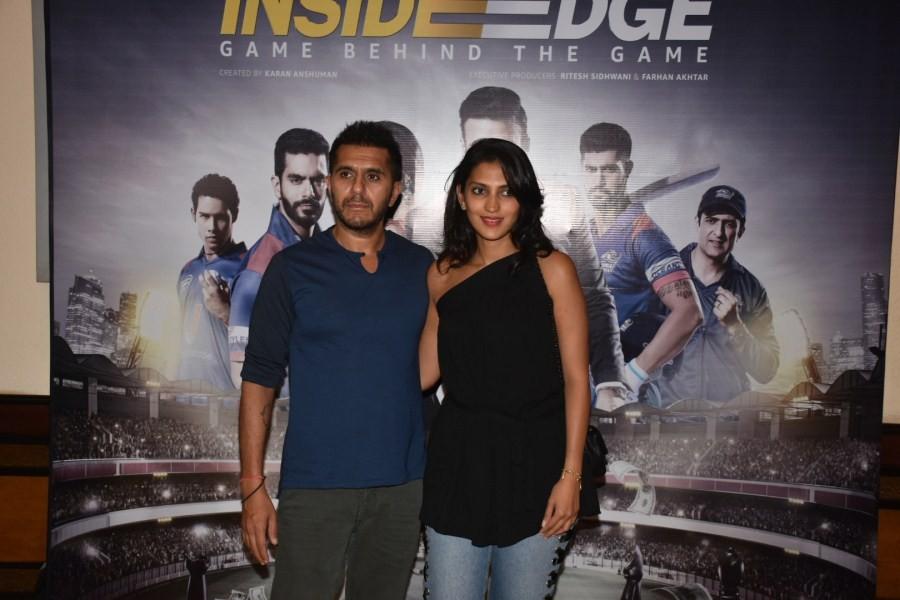 Ritesh Sidhwani and Farhan Akhtar,Ritesh Sidhwani,Farhan Akhtar,Inside Edge 2,Inside Edge