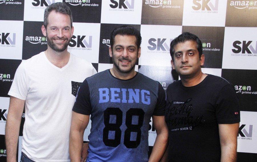 Amazon Prime Video,Amazon Prime Video cements,Salman Khan,actor Salman Khan