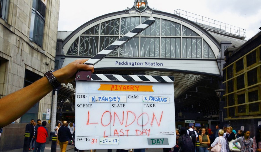Aiyaary,Aiyaary London schedule,Aiyaary on the ets,Aiyaary movie,bollywood movie Aiyaary