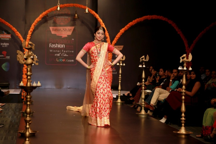 Pranita Subhash,Lakshmi Sheshadri,Rahul Dev,Wear.Style Bangalore Fashion week grand finale,Wear.Style Bangalore Fashion week,Wear.Style Bangalore Fashion week 2017,Shruti Chopra,Govind Kumar Singh,Purvi Doshi,Rajyalakshmi Gubba,Zeba