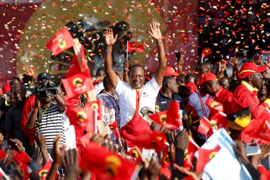Kenya,Kenya election,Kenya gears up for election