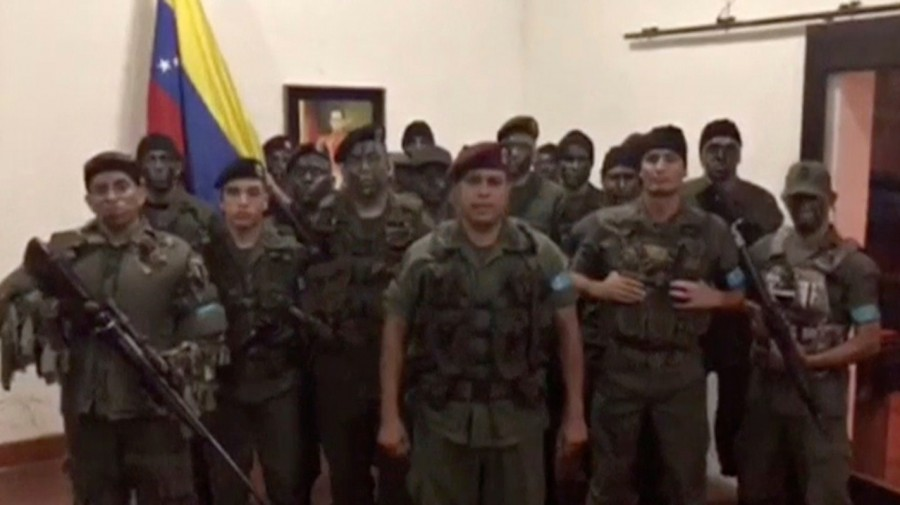 Venezuela,Venezuela quells attack,Venezuela attack on military base,South American nation