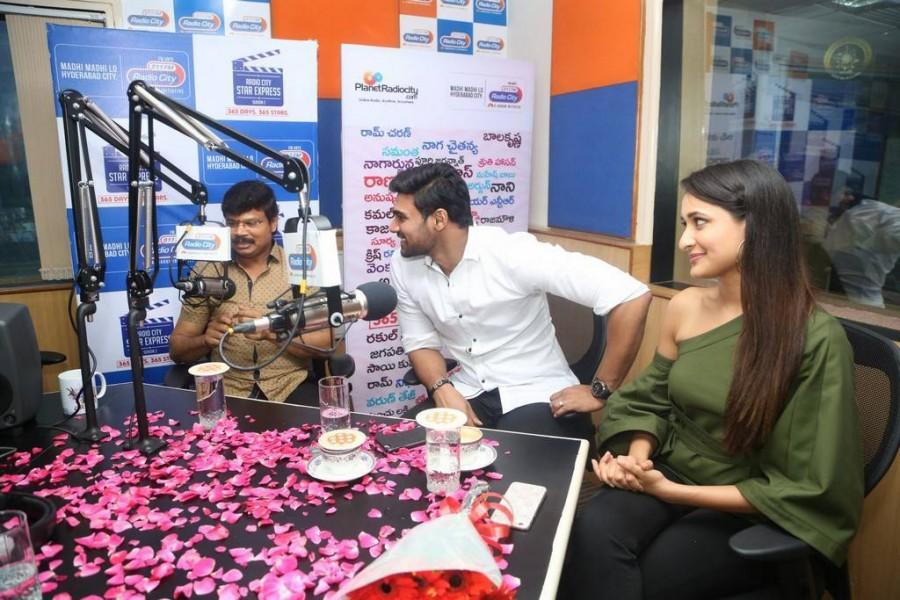 Bellamkonda Sreenivas,Rakul Preet Singh,Jaya Janaki Nayaka,Jaya Janaki Nayaka promotion,Jaya Janaki Nayaka movie promotion