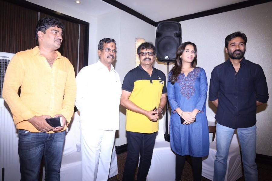 VIP 2,Velaiilla Pattadhari 2,Velaiilla Pattadhari 2 Success Meet,VIP 2 Success Meet,Dhanush,Vivekh,Soundarya Rajnikanth