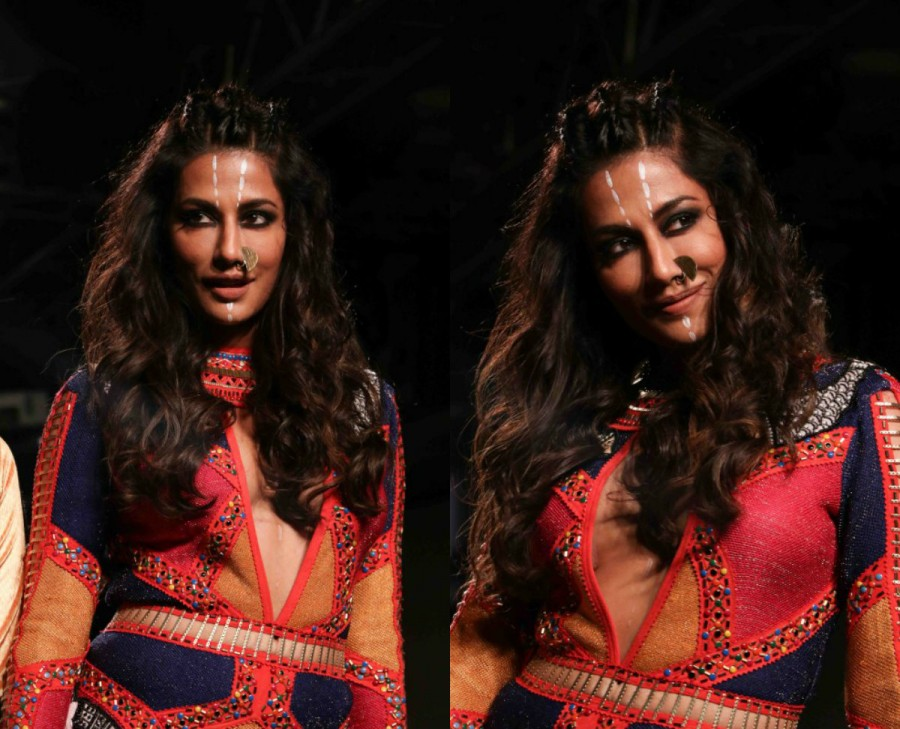 Chitrangda Singh,Gorgeous Chitrangda Singh,Chitrangda Singh at Lakme Fashion Week 2017,Lakme Fashion Week 2017,Celebs at Lakme Fashion Week 2017,Neha Agarwal,Neha Agarwal at Lakme Fashion Week 2017