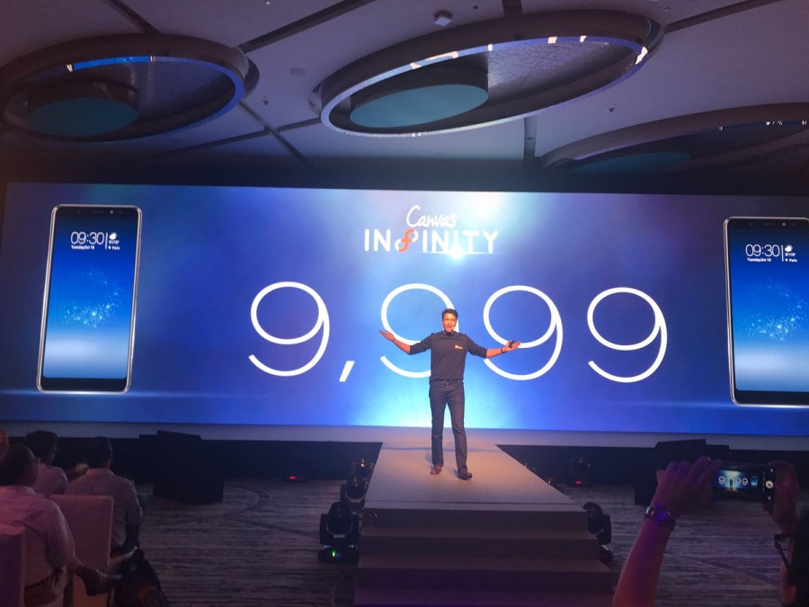 Micromax,Canvas Infinity,micromax canvas infinity launched,Canvas Infinity pics,Canvas Infinity launch,Micromax unveils Canvas Infinity