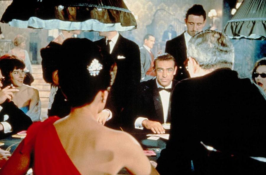 Mr Kisskissbangbang,Kisskissbangbang,Sean Connery,Sean Connery's cinematic journey,Playing Bond