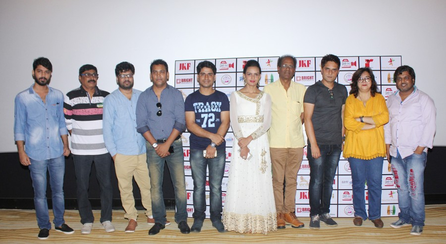 Rabbi Trailer Launch,Rabbi Trailer,Bidita Bag,Umang Jain,Aamir Ali,Shree Shankar,Sanjay Amar,Mujeeb Ul Hassan,Jitesh Kumar,Bidita Bag,Virendra Saxena,Rahat Kazmi,Zeba Sajid,Imran Shahid