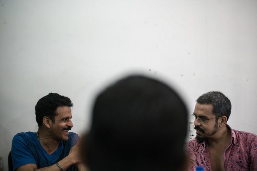 Manoj Bajpayee,Manoj Bajpayee reads Bhonsle,Bhonsle,Bhonsle movie,Actor Manoj Bajpayee