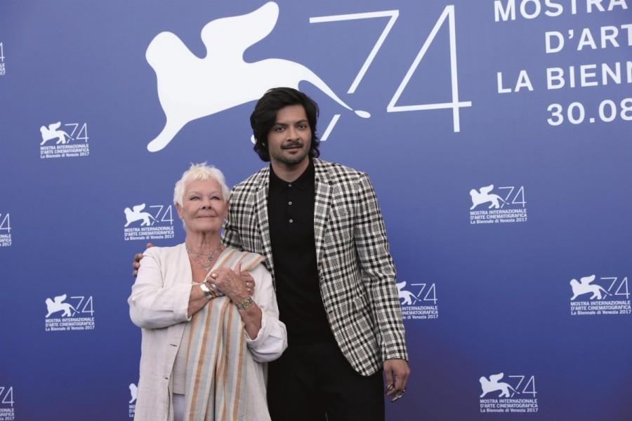 Ali Fazal,World Premiere of Victoria and Abdul,Victoria and Abdul,Venice International Film Festival
