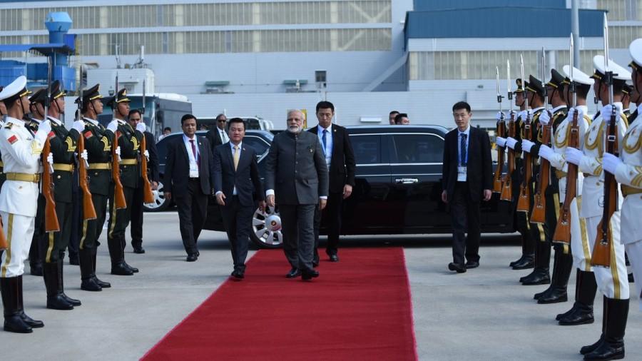 Narendra Modi,PM Narendra Modi,Narendra Modi leaves for Myanmar,Narendra Modi in Myanmar,PM Narendra Modi in Myanmar,bilateral visit