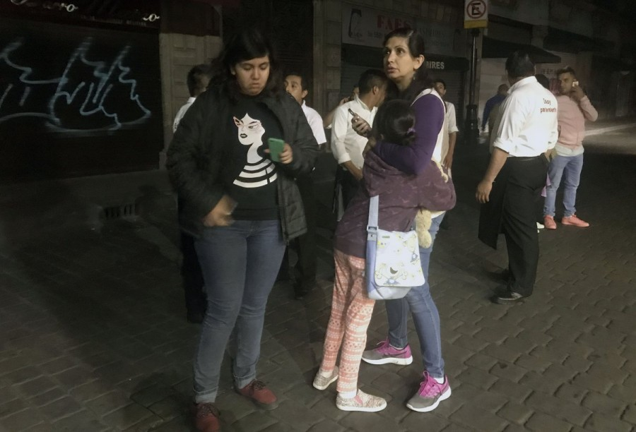 Earthquake,Earthquake in Mexico,Mexico,Mexico earthquake,Guatemala,US Geological Survey,Tsunami