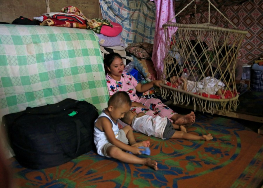 Marawi City,Philippine city,Islamic State,government forces fight