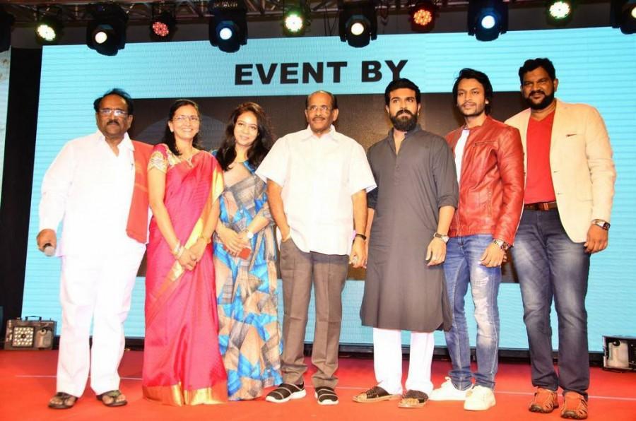 Srivalli Pre Release event,Srivalli,Ram Charan,Rajath,KV Vijayendra Prasad,Sunitha,BVSN Rajukumar,Paruchuri Gopalakrishna,MM Srilekha,D Suresh Babu,Shilpa Chakravarthy