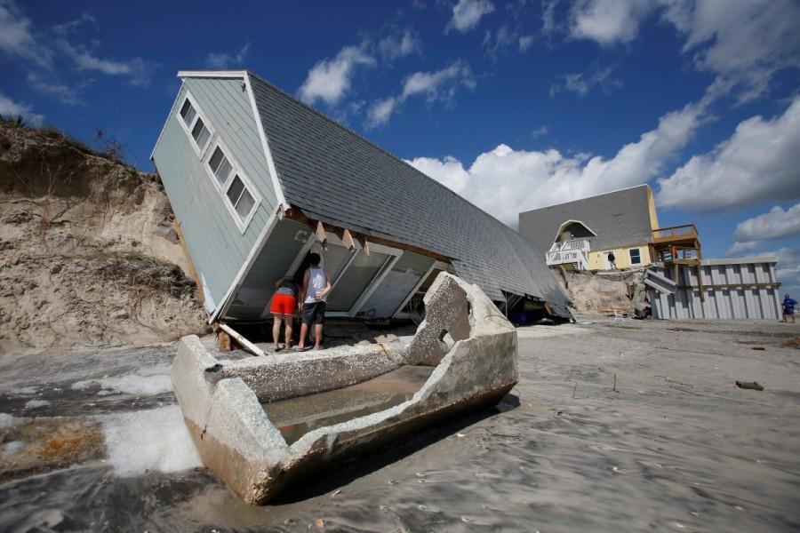Hurricane Irma,Florida Hurricane Irma,devastation in Florida