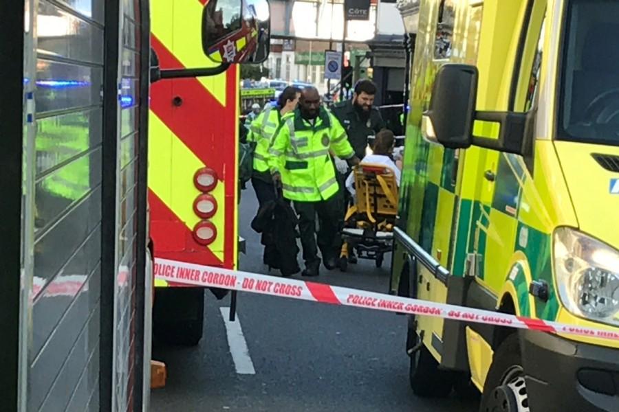London underground,London Underground explosion,london underground,London underground blast,London Underground Station,Blast at London underground
