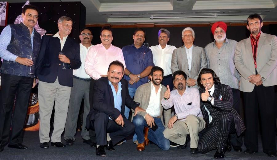 83 movie launch,83 movie,Kapil Dev,Ranveer Singh,Srikkanth,Amarnath