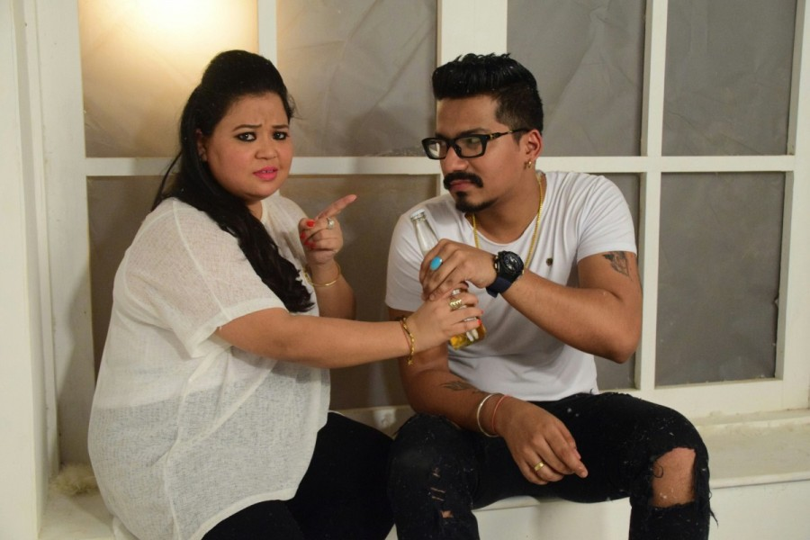 Bharti Singh and Haarsh Limbachiyaa,Bharti Singh,Haarsh Limbachiyaa,bharti singh pre wedding shoot,Haarsh Limbachiyaa Pre-Wedding shoot
