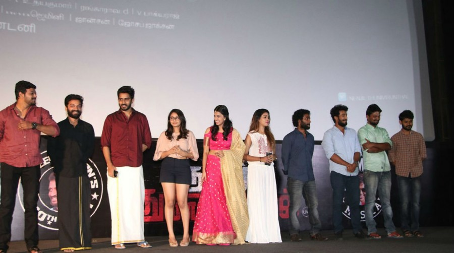 Karthi,Vikranth,Sundeep Kishan,Nenjil Thunivirunthal,Nenjil Thunivirunthal audio launch,Nenjil Thunivirunthal audio launch pics,Nenjil Thunivirunthal audio launch images,Nenjil Thunivirunthal audio launch stills,Nenjil Thunivirunthal audio launch pictures