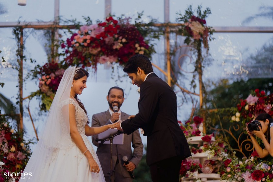 Samantha Ruth Prabhu,Samantha,Samantha wedding,Samantha marriage,Samantha weds Naga Chaitanya,Naga Chaitanya,Naga Chaitanya wedding,Naga Chaitanya wedding pics,Naga Chaitanya marriage