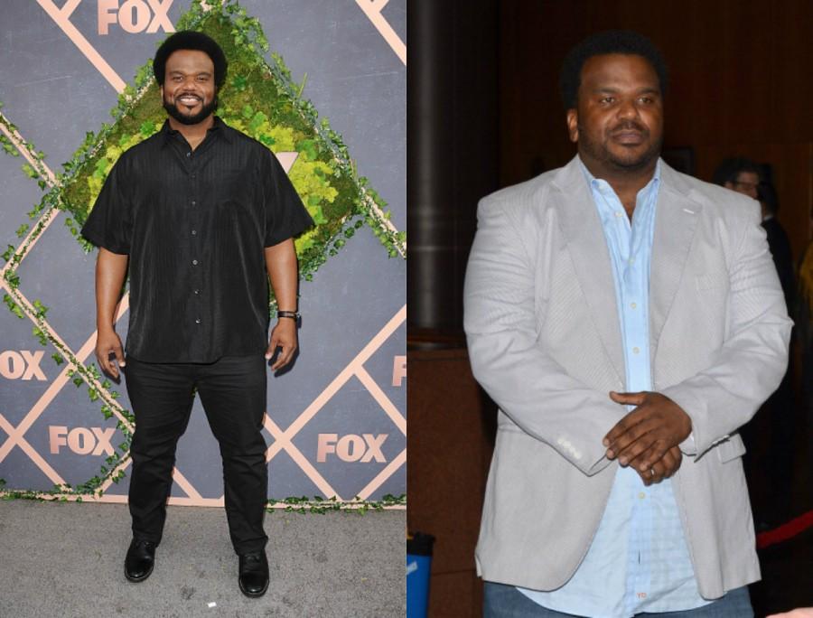 Craig Robinson,Craig Robinson weight loss,Craig Robinson weight,Craig Robinson lost 50 lb,actor Craig Robinson