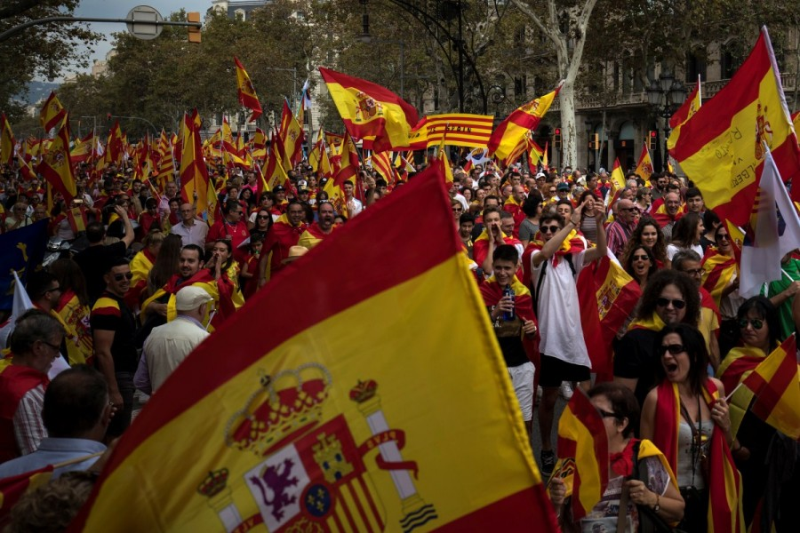 Spain celebrates National Day,National Day,Spain National Day