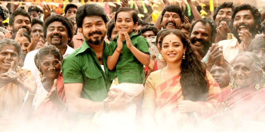 Vijay,Samantha,Kajal Aggarwal,Nithya Menen,Mersal stills,Mersal,Mersal pics,Mersal images,Mersal photos,Mersal movie stills,Mersal movie pics,Mersal movie images,Mersal movie photos