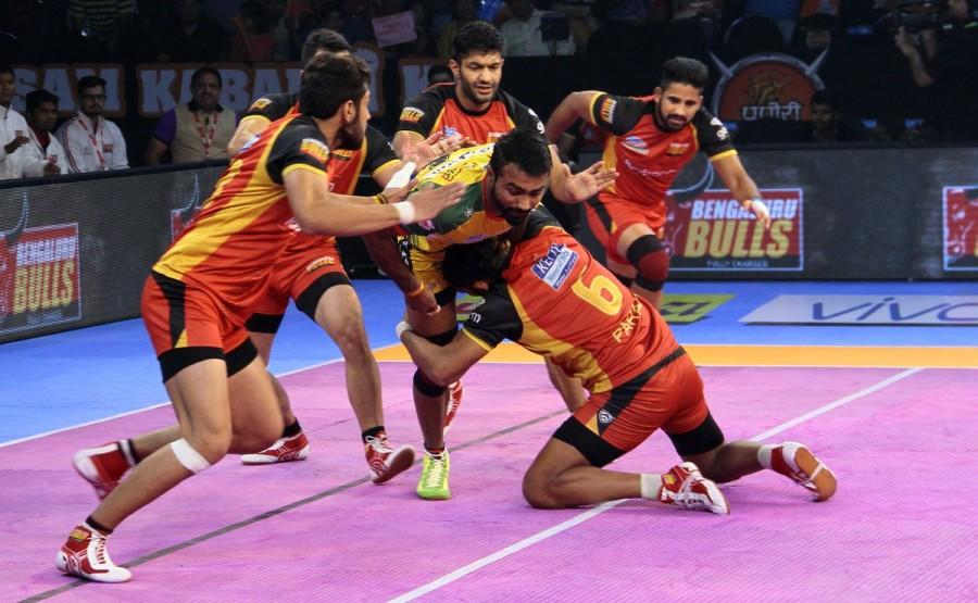 Pro Kabaddi 2017,Pro Kabaddi,Bengaluru Bulls,Patna Pirates,Bengaluru Bulls and Patna Pirates