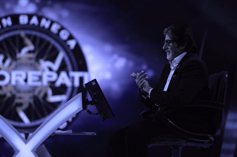 Amitabh Bachchan,Amitabh Bachchan wraps KBC 9,KBC 9,Kaun Banega Crorepati 9,megastar Amitabh Bachchan