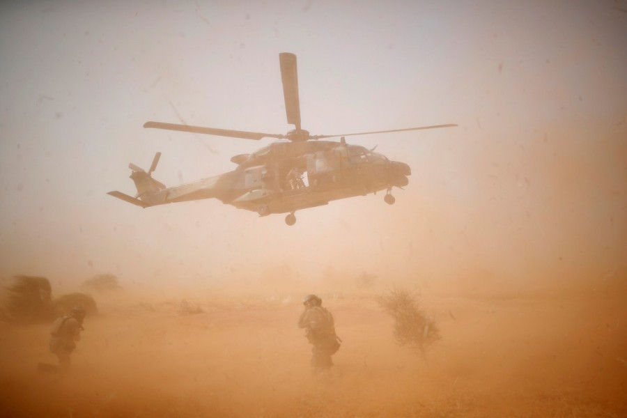French forces,French forces fight,Mali,Islamist militants,Operation Barkhane