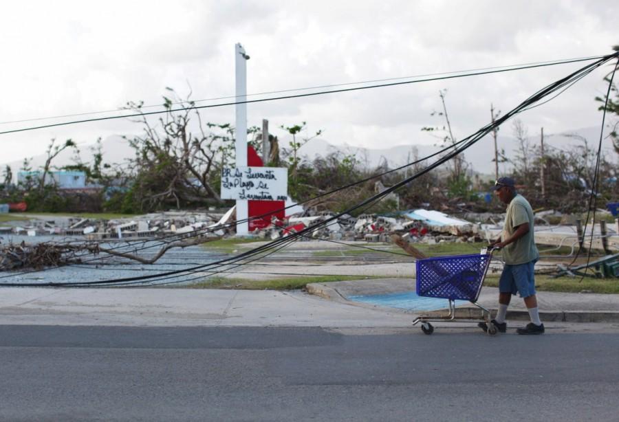 Puerto Rico,Hurricane Maria,Puerto Rico after Hurricane Maria
