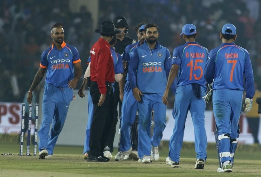 India beat New Zealand,India vs New Zealand,India New Zealand,India beat New Zealand 3rd ODI,Virat Kohli,Jasprit Bumrah,Rohit and Kohli,Rohit Sharma