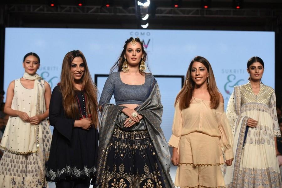 Evelyn Sharma,actress Evelyn Sharma,Evelyn Sharma at India Beach Fashion Week,India Beach Fashion Week,India Beach Fashion Week 2017,India Beach Fashion Week finale