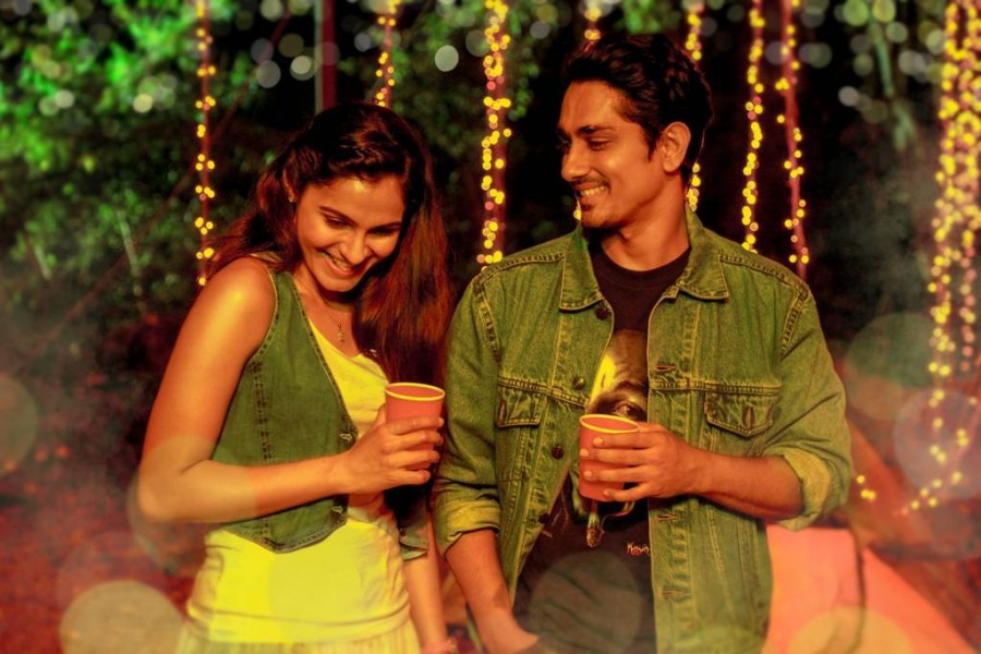 Siddharth,Andrea Jeremiah,Siddharth and Andrea Jeremiah,The House Next Door,The House Next Door movie stills,The House Next Door movie pics,The House Next Door movie images,The House Next Door movie pictures,The House Next Door movie photos,The House Next