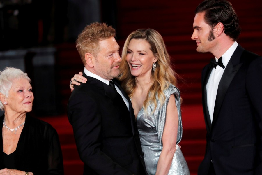 Kenneth Branagh,Penelope Cruz,Willem Dafoe,Murder on the Orient Express,Murder on the Orient Express premiere,Murder on the Orient Express premiere  show