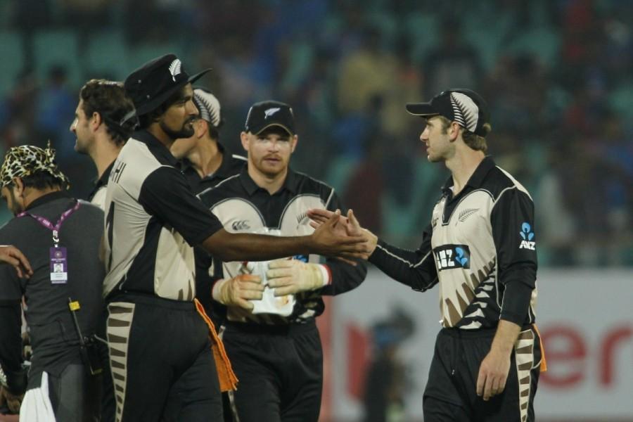 New Zealand beat India,New Zealand,New Zealand vs India,New Zealand beat India by 40 runs,Hardik Pandya,Virat Kohli,Martin Guptill,Axar Patel