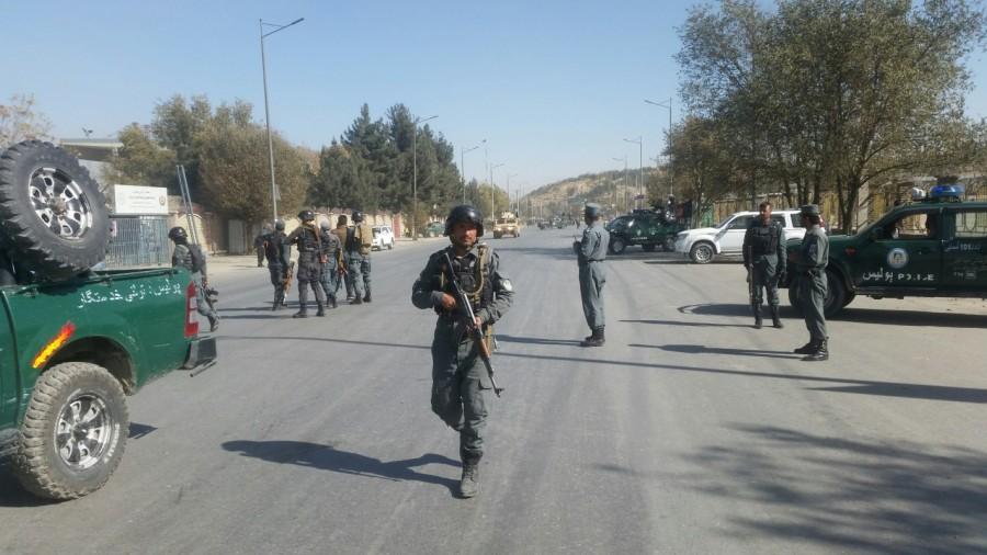 Kabul TV station,gunmen,Kabul TV station Shamshad