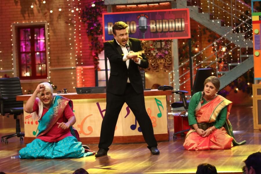 The Drama Company Episode,The Drama Company,Anu Malik,Raveena Tandon,Altaf Raja