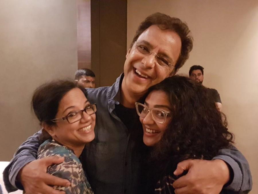 Tanuja Chandra,Parvathy,Qarib Qarib,Vidhu Vinod Chopra,Qarib Qarib Singlle,special screening of Qarib Qarib Singlle