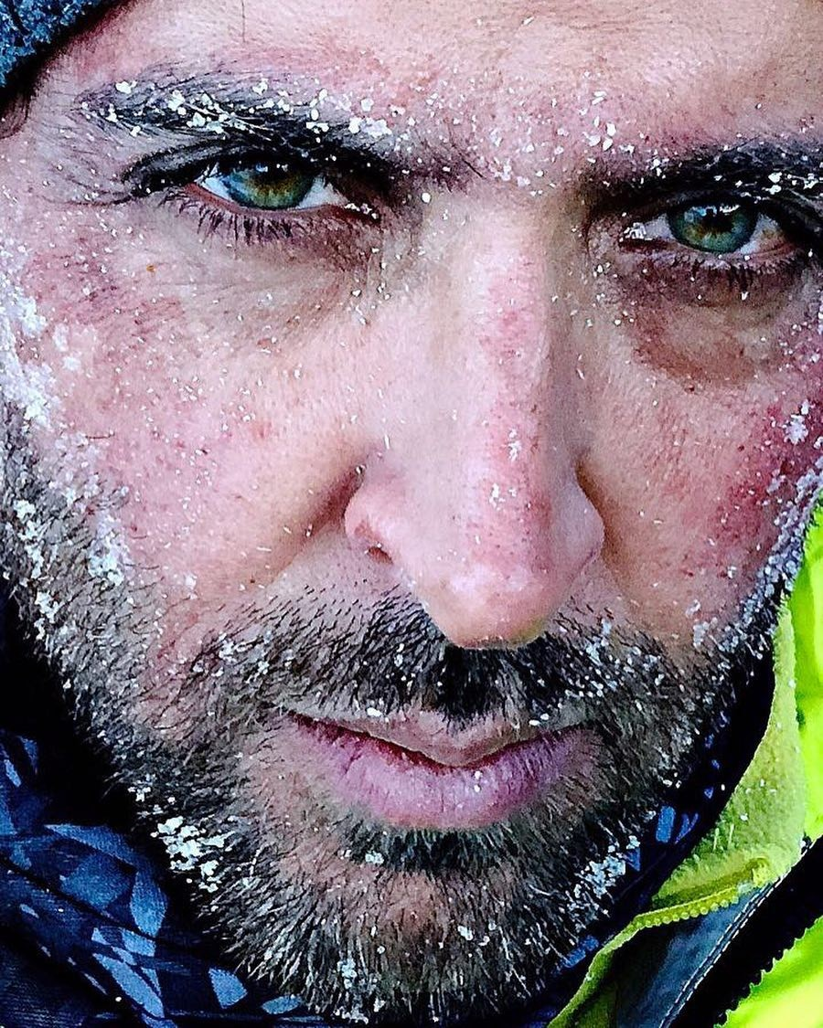 Hrithik Roshan,actor Hrithik Roshan,Hrithik Roshan freezing cold location