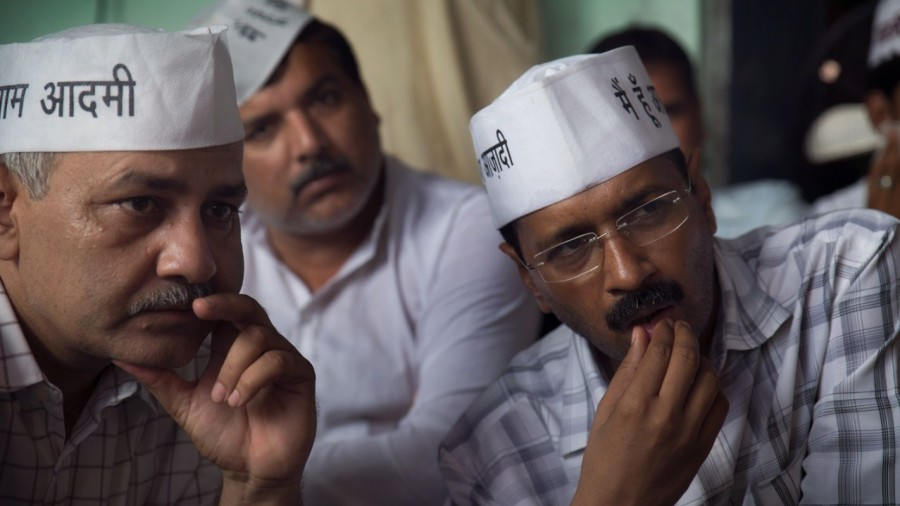 Arvind Kejriwal,Manish Sisodia,Yogendra Yadav,Santosh Koli,An Insignificant Man movie stills,An Insignificant Man movie pics,An Insignificant Man movie images,An Insignificant Man movie photos