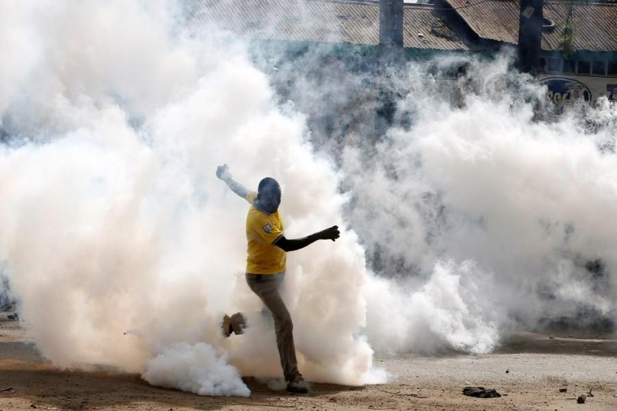 Kenya,Kenya as violence,Kenyan opposition leader returns,Raila Odinga,Raila Odinga return