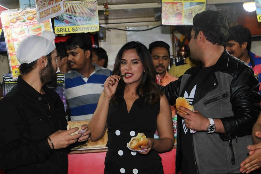 Varun Sharma,Pulkit Samrat,Ali Fazal,Richa Chadha,Fukrey Returns,Fukrey Returns promotion,Fukrey Returns movie promotion