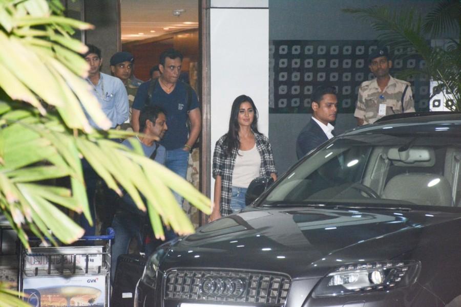 IFFI 2017,Salman Khan and Katrina Kaif,Salman Khan,Katrina Kaif,Tiger Zinda Hai pair,Tiger Zinda Hai